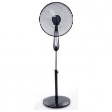 Challenge Black Pedestal Fan - 16 Inch
