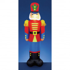 Inflatable Nutcracker