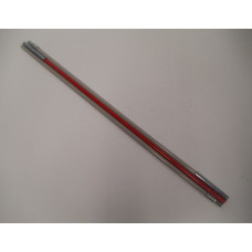 Replacement Middle Red Pole For Trespass Go Further 2 Man Tent 3076220