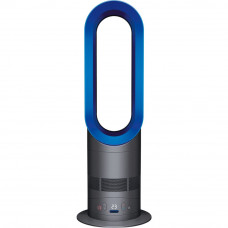 Dyson AM05 Hot and Cool Fan Heater - Iron/Blue (No Remote Control)