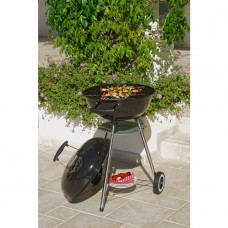 Grill King 46cm Charcoal Kettle BBQ