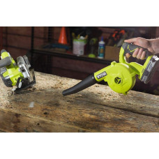 Ryobi R18TB-0 18v ONE+ Cordless Toolshop Blower - Bare Tool