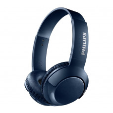 Philips SHB3075 Wireless On-Ear Headphones - Blue