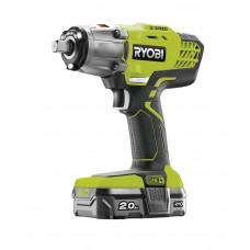 Ryobi R18IW3-120S One+ 18v Cordless 3 Speed Impact Wrench (No Sockets)