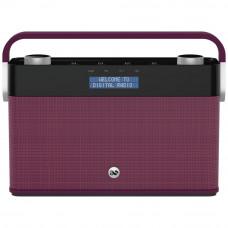 Acoustic Solutions DAB Radio - Plum