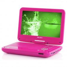 Bush 10 Inch Pink Portable DVD Player