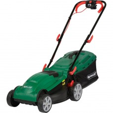 Qualcast Electric Rotary Lawnmower 1400W - 34cm