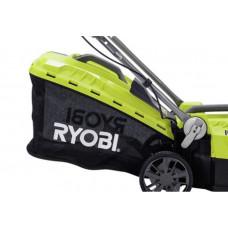 Ryobi Corded 1250w Rotary Lawnmower Grass Box RLM12E33H