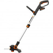 WORX WG163E Cordless Grass Trimmer - 20V (B Grade) (No Battery Or Charger)