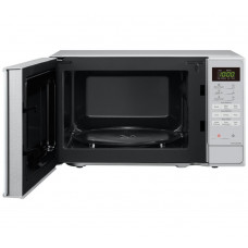 Panasonic NN-E28JMM 800W Standard Microwave - Silver