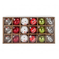 Heart of House 18 Piece Decorations Pack - Festive Fun