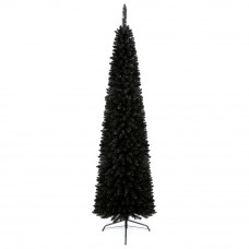 Black Pencil Pine Christmas Tree - 6.4ft