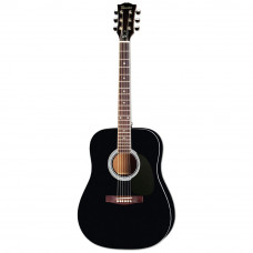 Gibson Maestro Full Size Acoustic Guitar - Black