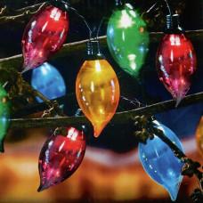 Premier Decorations Set of 40 Flame Lights