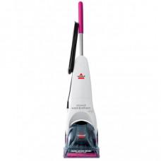 Bissell Wash & Refresh Upright Carpet Washer - White & Pink