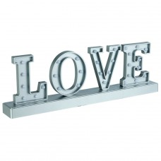 Letters Love Lamp