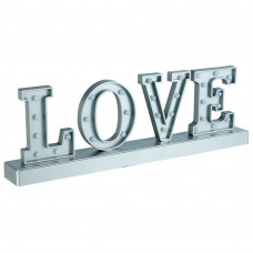 Letters Love Lamp