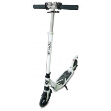 Zinc S2 Electric Li-Ion Commuter Scooter - White (No Charger)