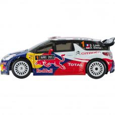 Nikko RC Citroen DS3 WRC Red Bull