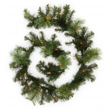 Home Set Of 3 Outdoor Christmas Decorations (No Wreath)