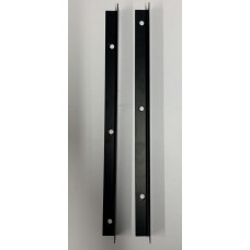 Oven Side Brackets For Bar-Be-Quick Steel Portable Trolley Grill & Bake BBQ 3248175