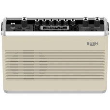 Bush Retro Bluetooth DAB Radio - Cream