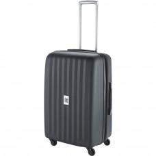 IT Extra Strong Medium 4 Wheel Suitcase - Black