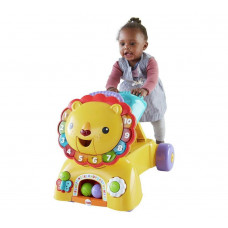 Fisher Price 3-in-1 Sit, Stride & Ride Lion (Only Talks In Spanish)