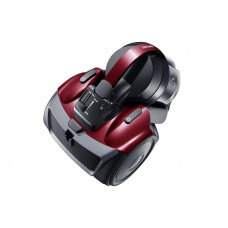 Samsung SC15F50HT Cyclone Force Bagless Cylinder Vacuum Cleaner (Machine Only)