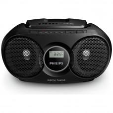 Philips AZ215B/05 CD Boombox - Black