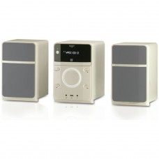 Bush CD HI-FI With Bluetooth - White (No Remote Control)