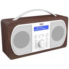 Bush DAB Radio - Walnut