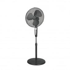 Challenge EH3075 Black Pedestal Fan - 16 inch