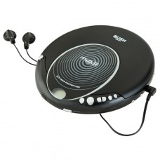 Bush Jog Proof Anti-Skip CD Player with MP3 Playback