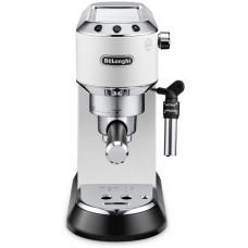 De'Longhi EC685.W Dedica Style Pump Espresso 1350w - White (No Spoon)