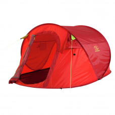 Highlander 3 Man Pop Up Tent
