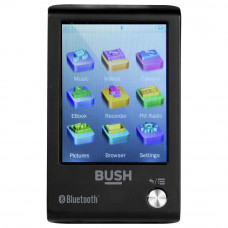 Bush 16GB 2.8 Inch MP3/MP4 with Bluetooth