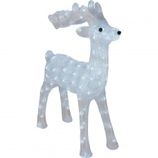 Crystal Reindeer Light