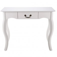 Vintage Console Table - White
