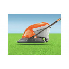 Flymo Hover Vac 250 Collect Electric Hover Lawnmower - 1400W