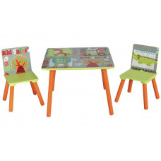 Liberty House Safari Table & Chair Set