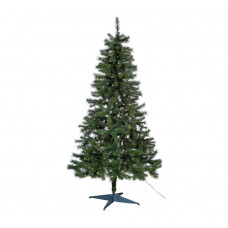 Home Nordland 6ft Pre-Lit Christmas Tree - Green