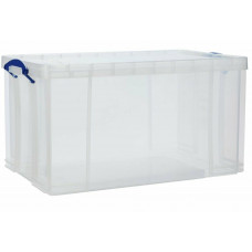 Really Useful 84 Litre Clear Storage Box