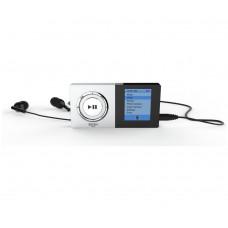 Bush 8GB MP3 Player with Camera - Silver