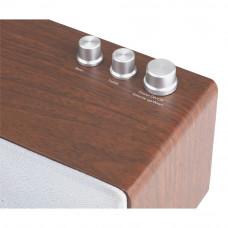 Bush Wooden Bluetooth Wireless Speaker - Oak