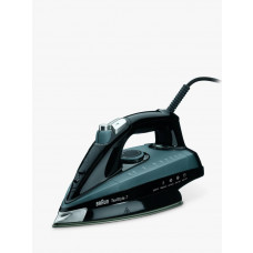 Braun TS745A TexStyle 7 Steam Iron - Black