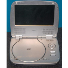 Alba PDVD-316 Portable DVD Player - Silver (Unit Only)