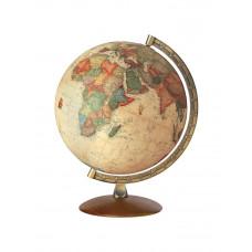 Nova Rico 30cm Antiquus Globe - Brown