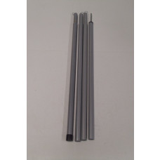 Replacement 6ft Awning Pole For Trespass 4 Man Tunnel Tent - 3077353