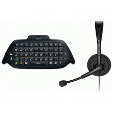 Xbox One Chatpad with Chat Headset